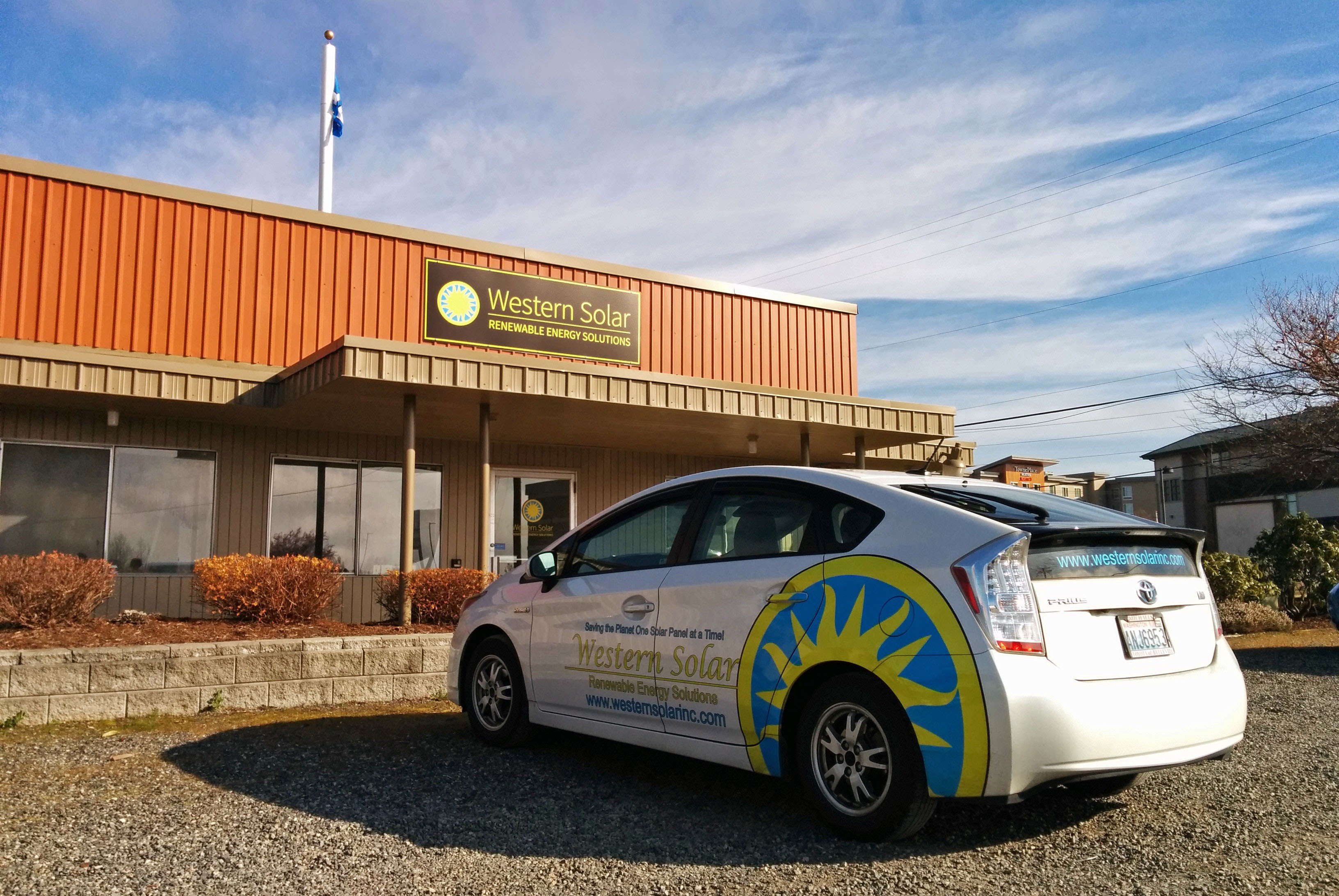 Western Solar Review - Contractors - Solar Energy in Bellingham