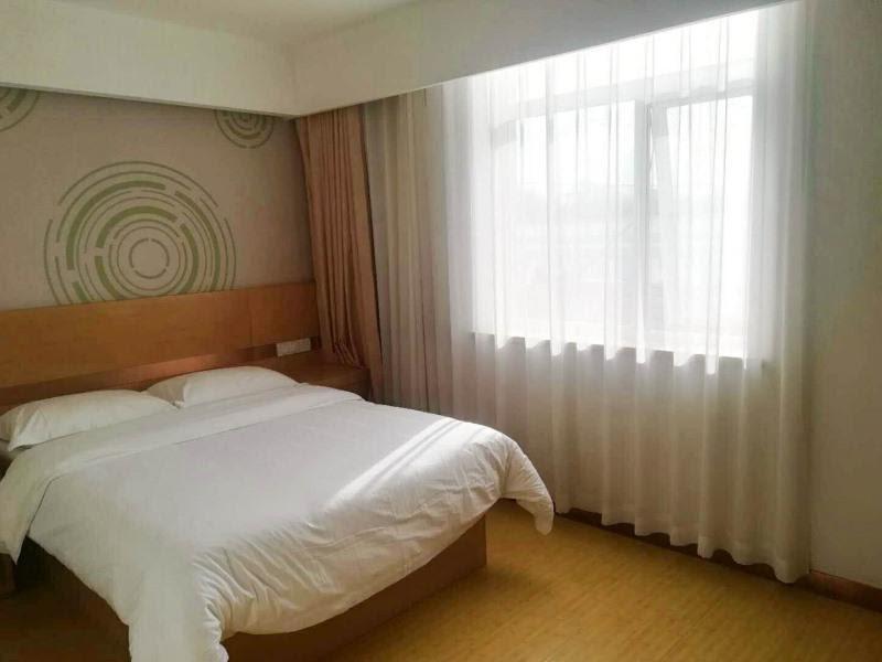 GreenTree Inn Beijing Fangshan District Liangxiang Yancun East Metro Station Express Hotel Reviews