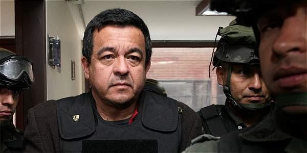 Joaquín Pérez Becerra fue capturado en Venezuela.