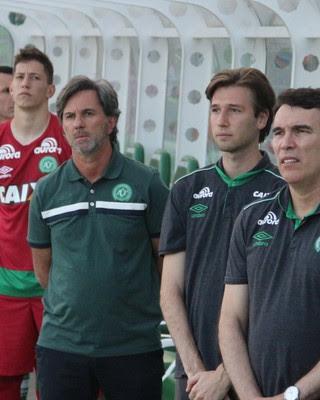 Chapecoense x São Paulo (Foto: Giba Pace Thomaz/Chapecoense)