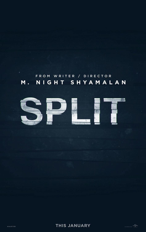 Resultado de imagem para Split 2017 posters
