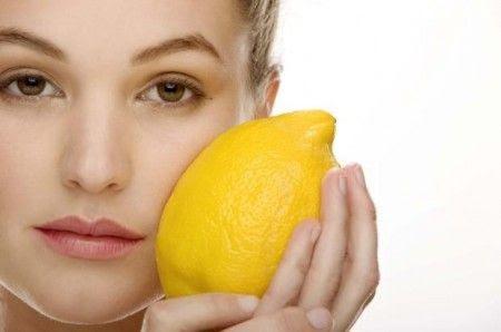 Maschera-per-il-viso-limone