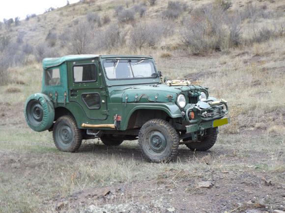 Seyit Kocaker's 1962 CJ-5 Jeep