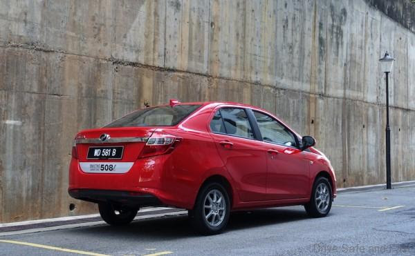 Perodua Bezza 1.0 Standard G Review: All the Car You'll
