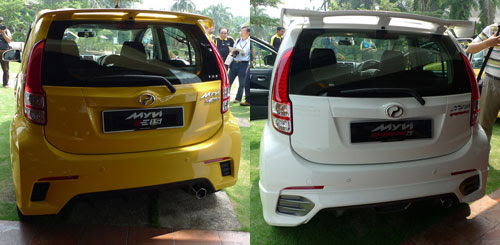 Perodua Myvi SE 1.5 and Extreme Launch and Test Drive Review