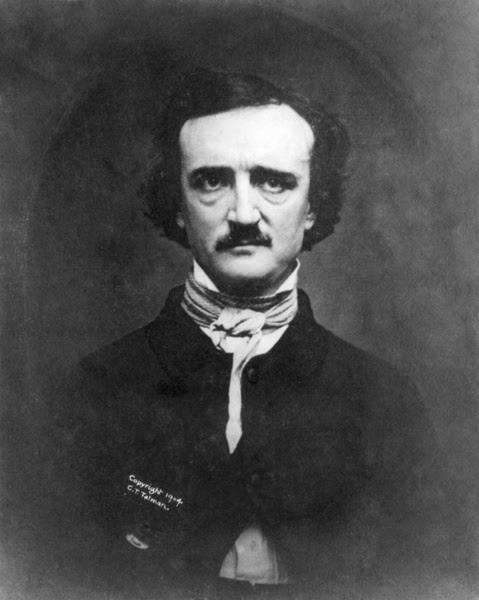 """Ponure Poniedziałki: Edgar Allan Poe """"Maska śmierci szkarłatnej"""""""