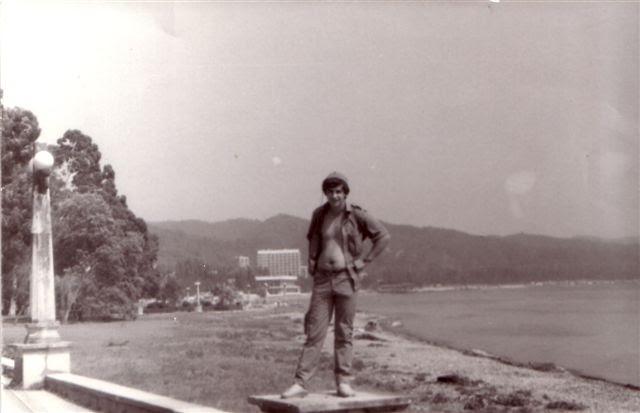 фотографии Сухуми от Руслана (1988 год)