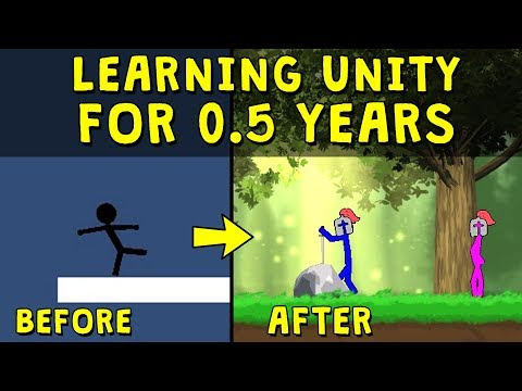 6 Months of Studying Recreation Improvement in Unity (Progress & Outcome)