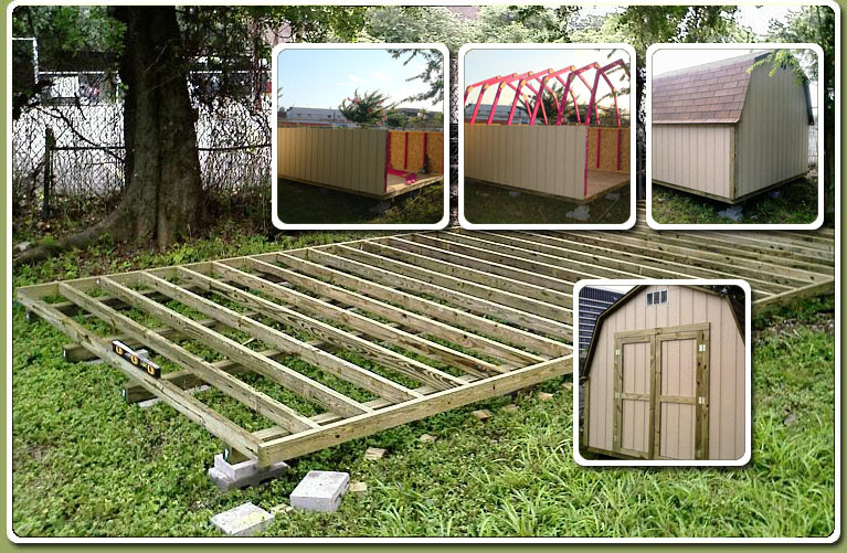 Build Your Own Shed Cost Plans Guide