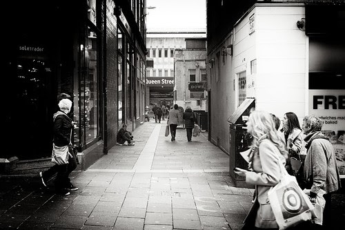 Sole Trader (Explored) by stephen cosh