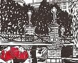 Boston Love gocco print