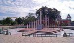 Tugu Sukarno Palangkaraya