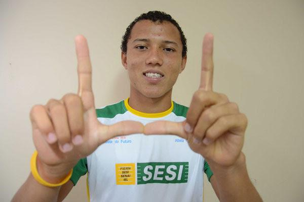 Lucas tem as melhores marcas no Brasil e na sulamericana
