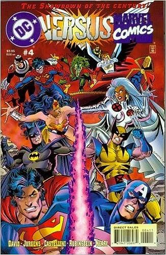Dc Versus Marvel Comics 1