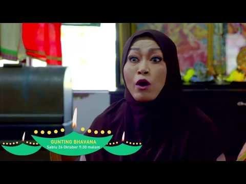 GUNTING BHAVANA' 26 OKTOBER2019, SABTU, TV3