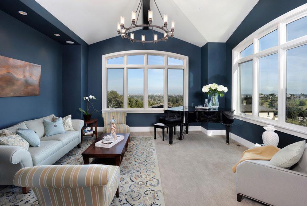 Living Room Interior Design Ideas (65 Room Designs)