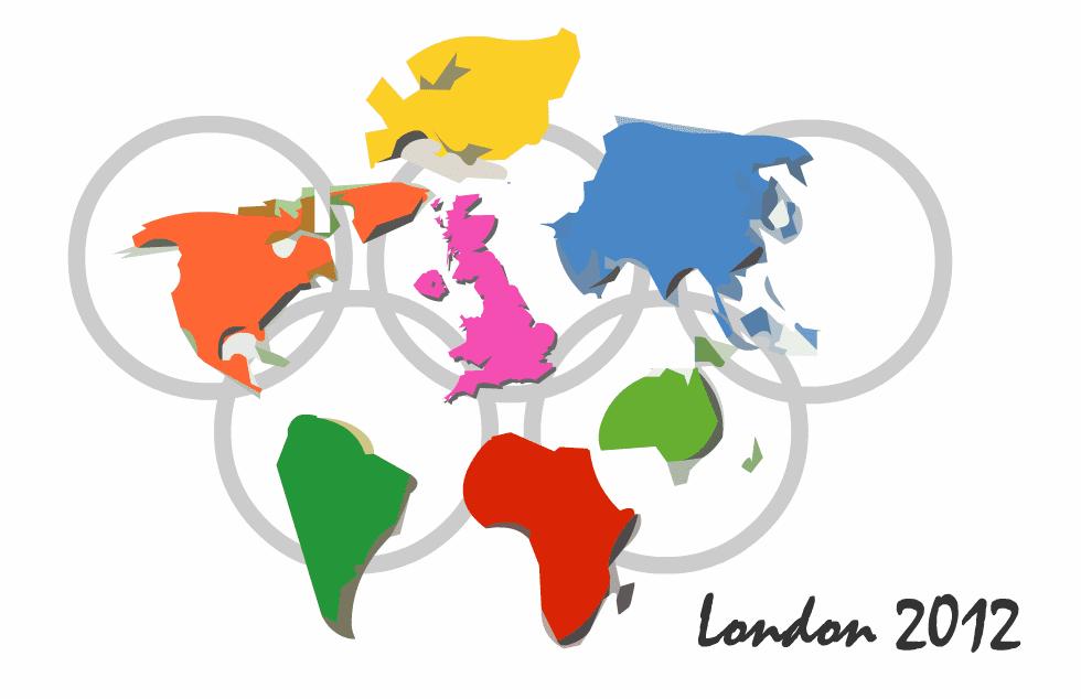 лого на олимпийските игри 2012 в Лондон