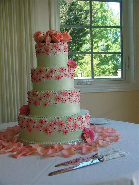 It?s All About The Pink ? Pink Wedding Cakes That Is