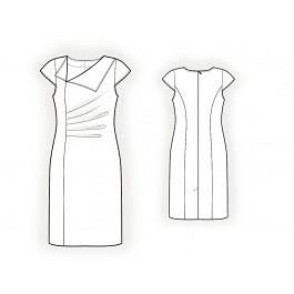 Lekala dress 4060