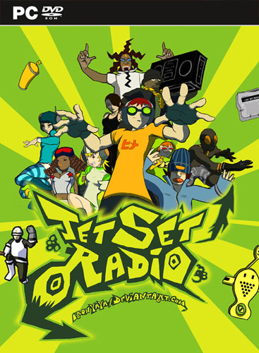 JET SET RADIO (PC)