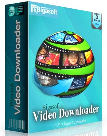 Bigasoft Video Downloader Pro 3.11.5.5983 Crack, Serial, License Code, Portable