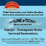 OceanJet Siquijor-Dumaguete Route