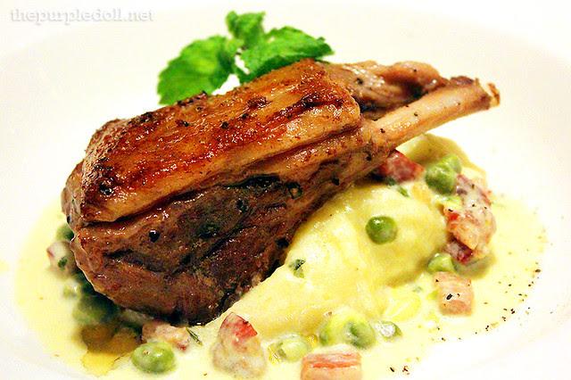 Lamb Rack (P675)