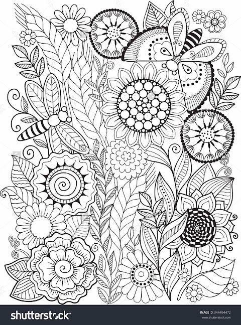 Ideas For Summer Coloring Pages For Adults