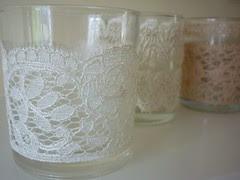 Vintage votives