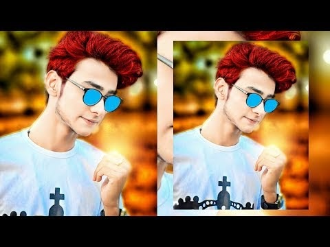 PicsArt stylish boy Editing | Picsart Editing | Dark Background | Real Cb Editing |