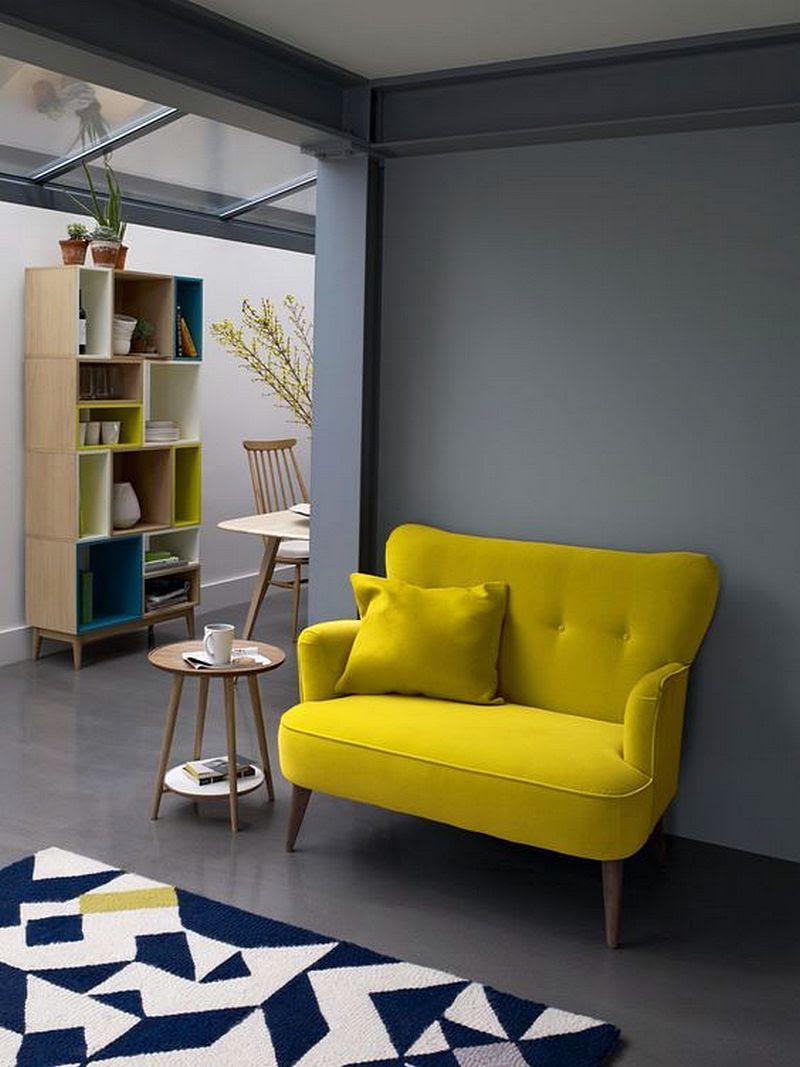 63 Model Desain Kursi Dan Sofa Ruang Tamu Kecil Terbaru Dekor Rumah