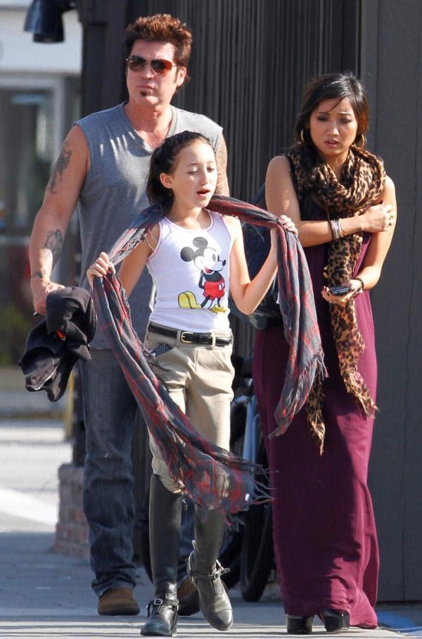 Family Lunch - Noah Cyrus Photo (26078444) - Fanpop