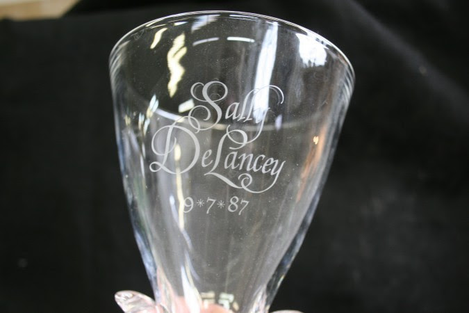 Remove Engraving From Glass Bruening Glass Works