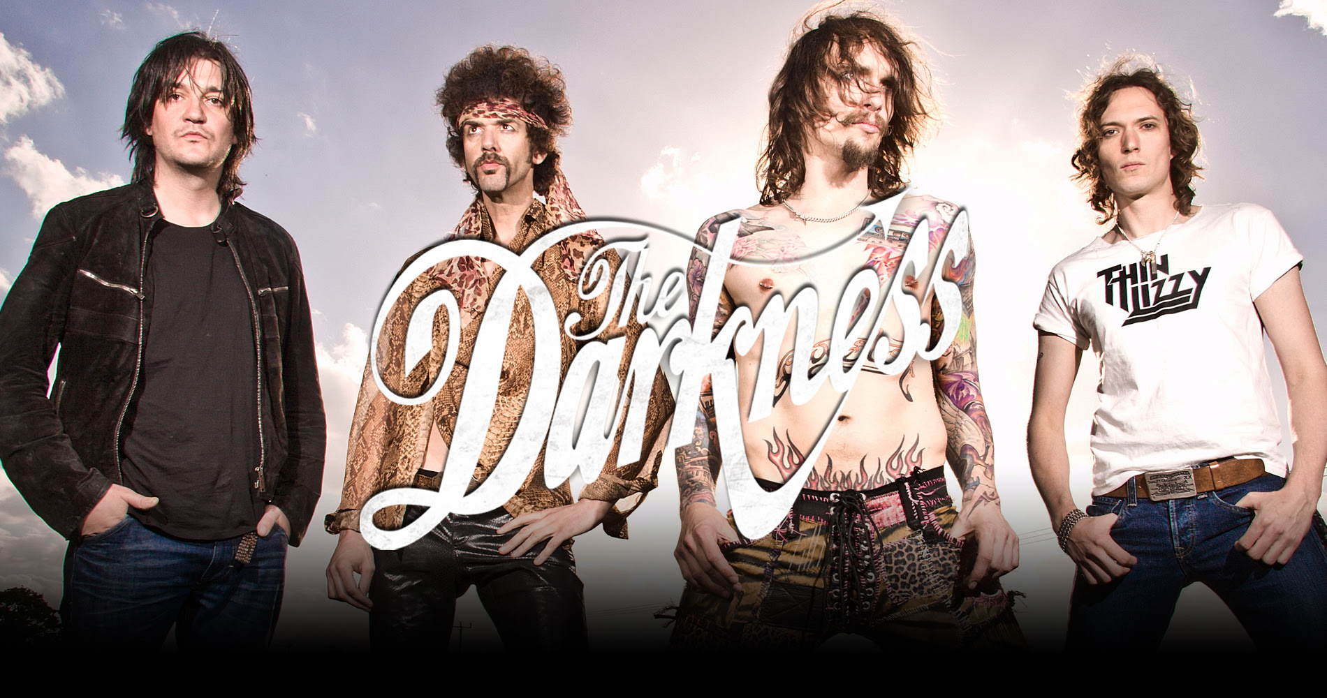 Lirik Lagu Lirik The Darkness Love Is Only Feeling