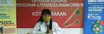 Press Release COVID-19 Tarakan 24 Juni 2020