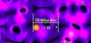 Sondas Voyager encontram bolhas magnéticas na fronteira do Sistema Solar
