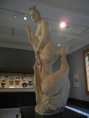 DSCN7385 _ Venus, Roman, A.D. 100-200, Getty Villa, July 2013