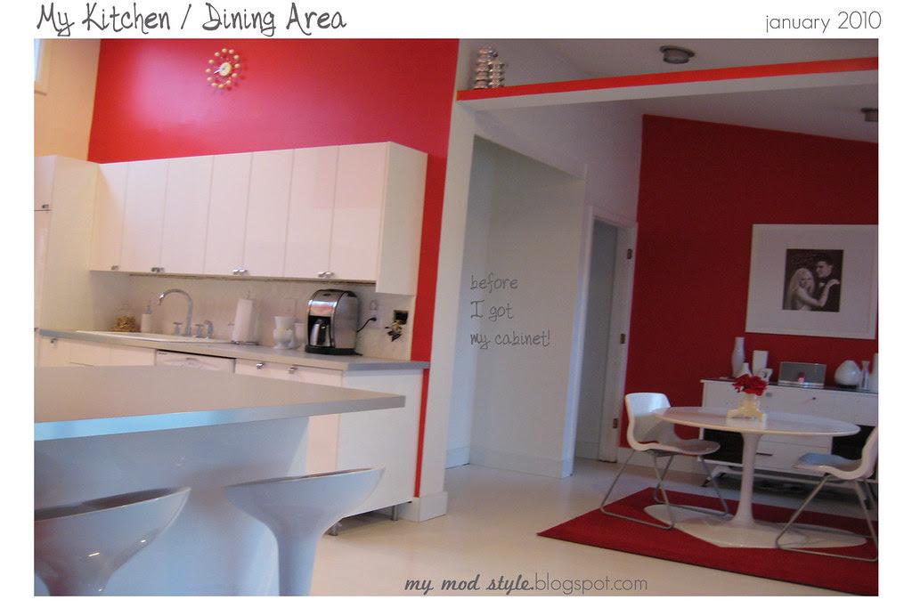 My Kitchen - January 2010