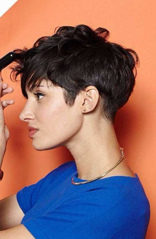 25 Long Pixie Cuts   The Best Short Hairstyles for Women ...