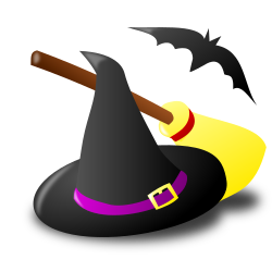 Halloween Icon by nicubunu - Halloween - witchcraft  Part of the