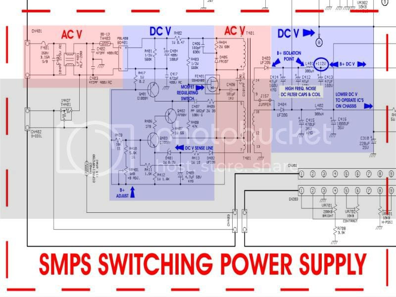 Smps Circuit Diagram Using Mosfet