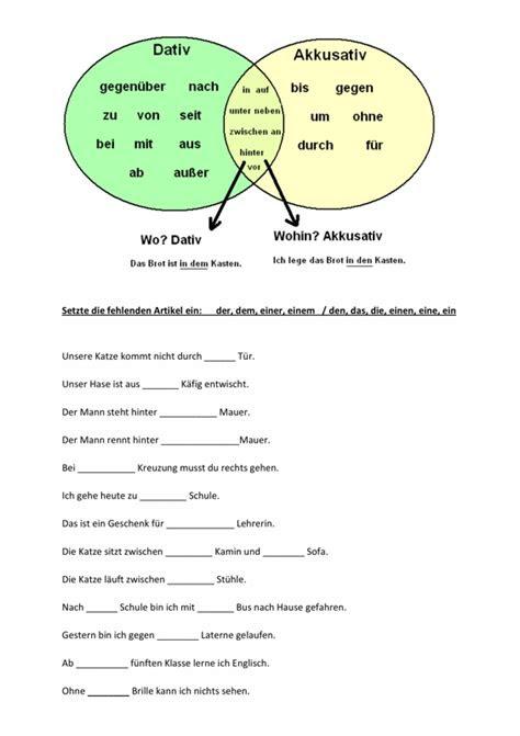 Kennenlernen akkusativ