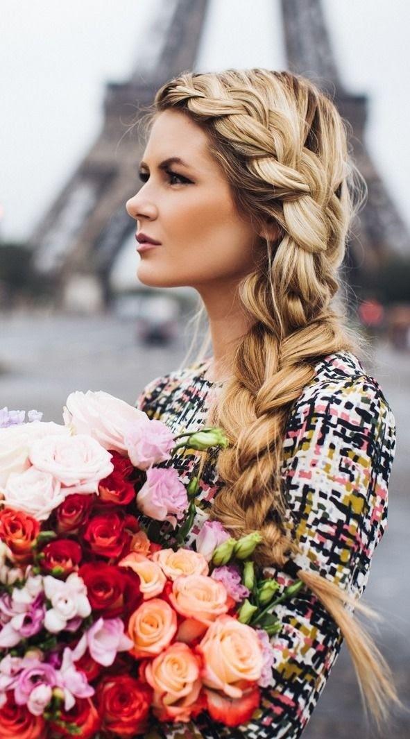 10 Trendy Side Braid Hairstyles for Long Hair - Pretty Designs
