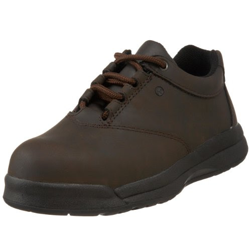 WORX by Red Wing Shoes Women's 5130 Oxford,Brown,10 W US