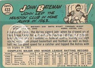 #433 John Bateman (back)