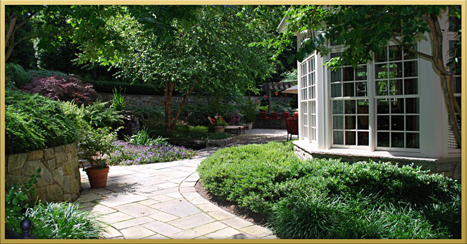 Landscape Design Build Bethesda Baltimore Washington Dc Potomac Md