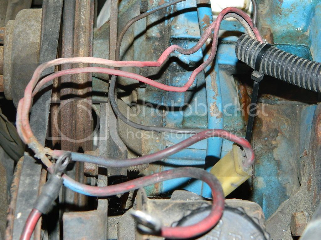 78 Ford Fuel Sending Unit Wiring