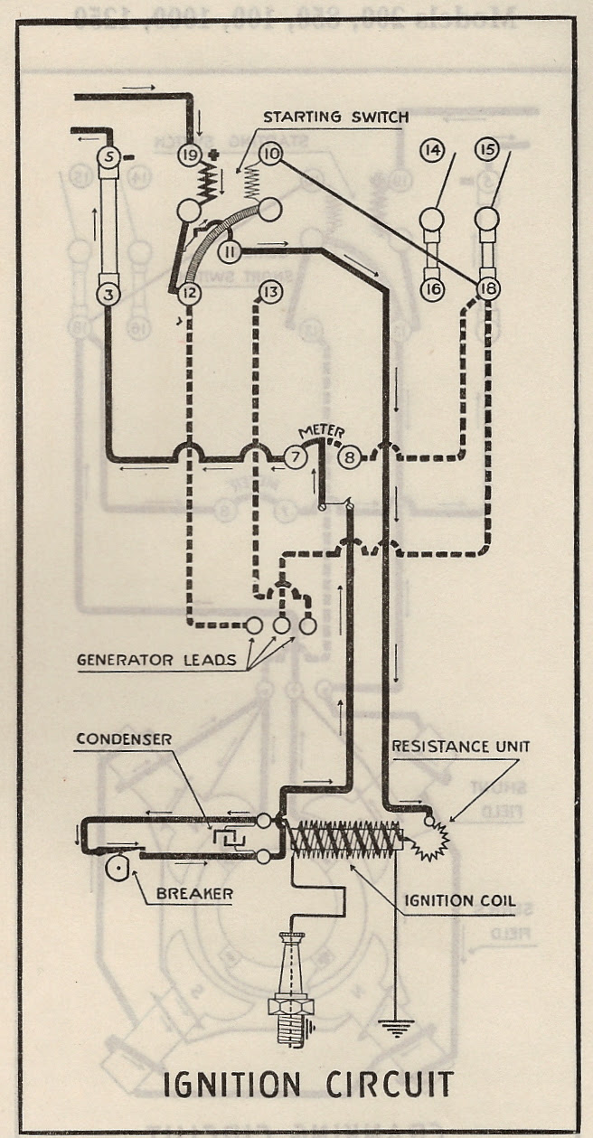 Delco Headlamp Switch Wiring Diagram