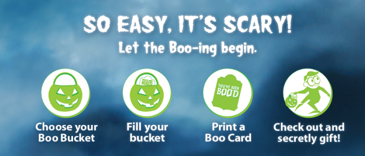 Walmart Boo It Forward