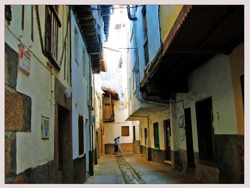 Calles de Villanueva